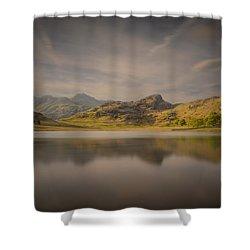 Blea Tarn Lake District Shower Curtain