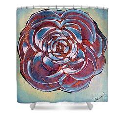 Bloom II Shower Curtain