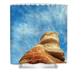 Blue Canyon 65 Shower Curtain