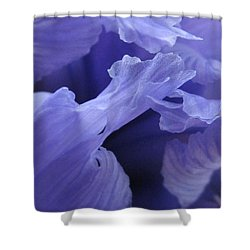 Blue Fantasy Shower Curtain