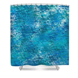 Blue Haze... Shower Curtain