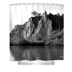 Bluffers Park Toronto Canada Shower Curtain