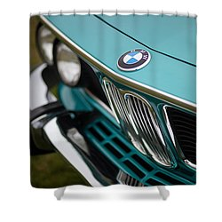 Bmw 3.0 Cs Front Shower Curtain