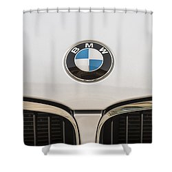 Bmw Emblem Shower Curtain