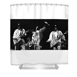 Bo Diddley 3 Shower Curtain