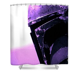 Boba Fett 23 Shower Curtain by Micah May