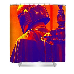 Boba Fett Costume 2 Shower Curtain by Micah May