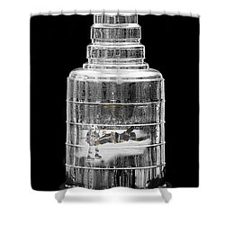 Bobby Orr 3 Shower Curtain