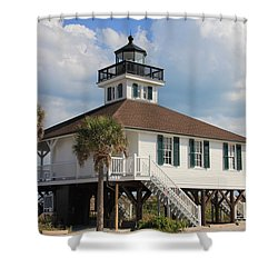 Boca Grande  Shower Curtain