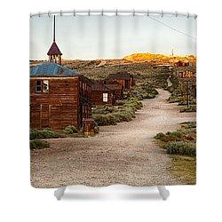 Bodie California Shower Curtain