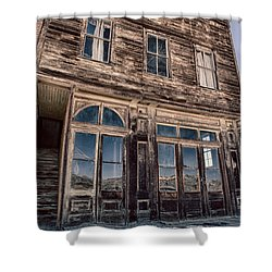 Bodie Shower Curtain by Cat Connor