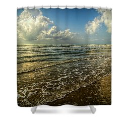 Bolivar Dreams Shower Curtain by Linda Unger