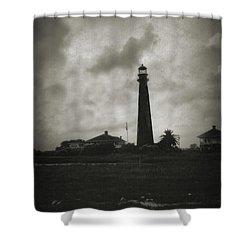 Bolivar Lighthouse Shower Curtain