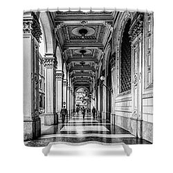 Bologna Shower Curtain