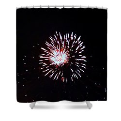 Shower Curtain featuring the photograph Bombay Blue by Amar Sheow