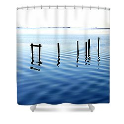 Bombdiggity Shower Curtain