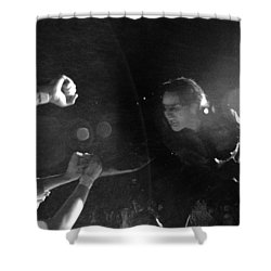 Bono 053 Shower Curtain by Timothy Bischoff