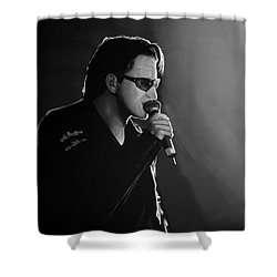 Bono Shower Curtain by Meijering Manupix