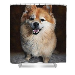 Boo 2 Shower Curtain