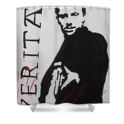 Boondock Saints Panel Two Shower Curtain