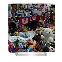 Boston Strong 2 Shower Curtain