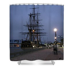 Bounty Shower Curtain by Greg Patzer