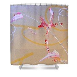 Bouquet 6 Shower Curtain