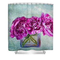 Bouquet Of Beauty Shower Curtain by Andrea Kollo