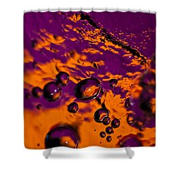 Bourbon Shower Curtain by Anthony Sacco