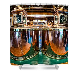 Bourbon Stills Shower Curtain