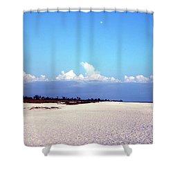 Bowman's Beach Shower Curtain by Kathleen Struckle