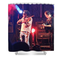Boyd And Dave Shower Curtain