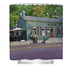 Braddens Main Street St Charles Mo Dsc00874  Shower Curtain