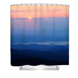Breaking Dawn Shower Curtain