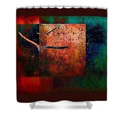 Breaking Free Shower Curtain