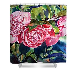 Breathtaking Blossoms Shower Curtain by Mohamed Hirji