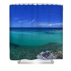 Breezy View Shower Curtain by Chad Dutson