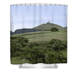 Brentor Shower Curtain