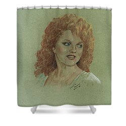 Briar Shower Curtain