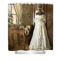 Bridal Trousseau Shower Curtain