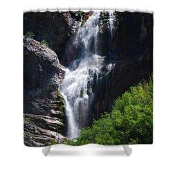 #bridalveilfalls Shower Curtain