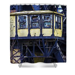Bridge House Shower Curtain