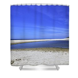 Bridgehampton Sky Shower Curtain