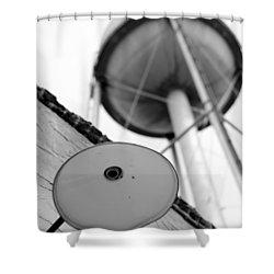 Bright Idea Shower Curtain by Brian Duram