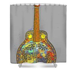 Brilliant Dobro 2 Shower Curtain