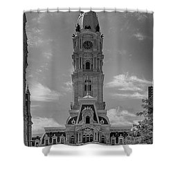 Broad And True Shower Curtain