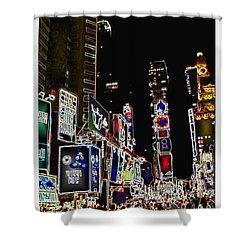 Broadway Shower Curtain