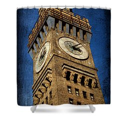 Bromo Seltzer Tower No 3 Shower Curtain