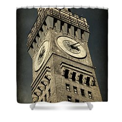 Bromo Seltzer Tower No 7 Shower Curtain