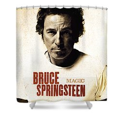 Bruce Shower Curtain